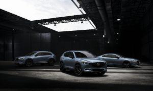 Mazda 6 Carbon Edition 2021 - Mazda CX-5 Carbon Edition 2021 - Mazda CX-9 Carbon Edition 2021