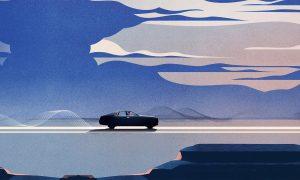 New Rolls Royce Ghost side teaser