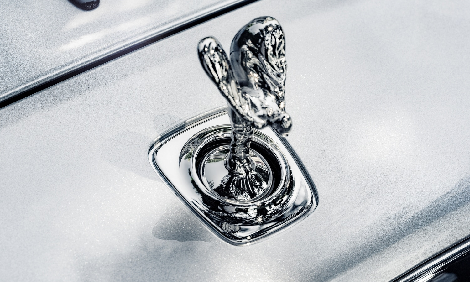 Spirit of Ecstasy de Rolls Royce