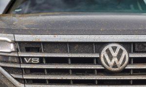 Volkswagen Touareg V8 TDI Last Edition