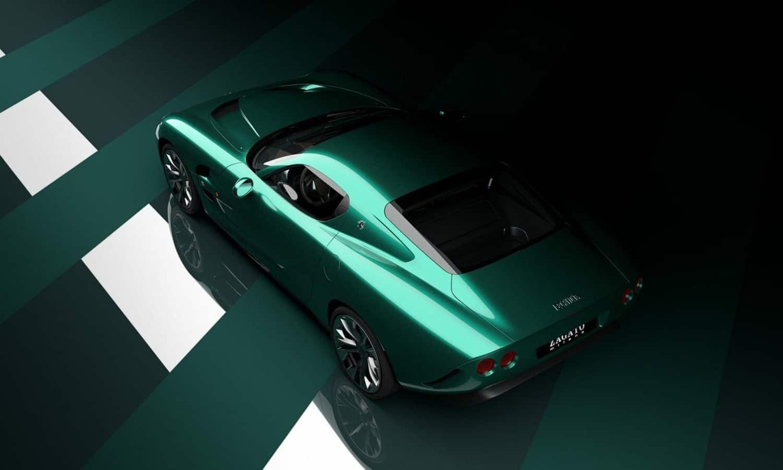 Zagato IsoRivolta GTZ 2020