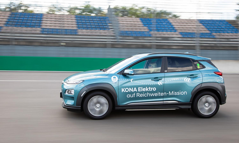 Hyundai Kona Eléctrico 1000 km
