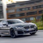 BMW 545e xDrive 394 CV