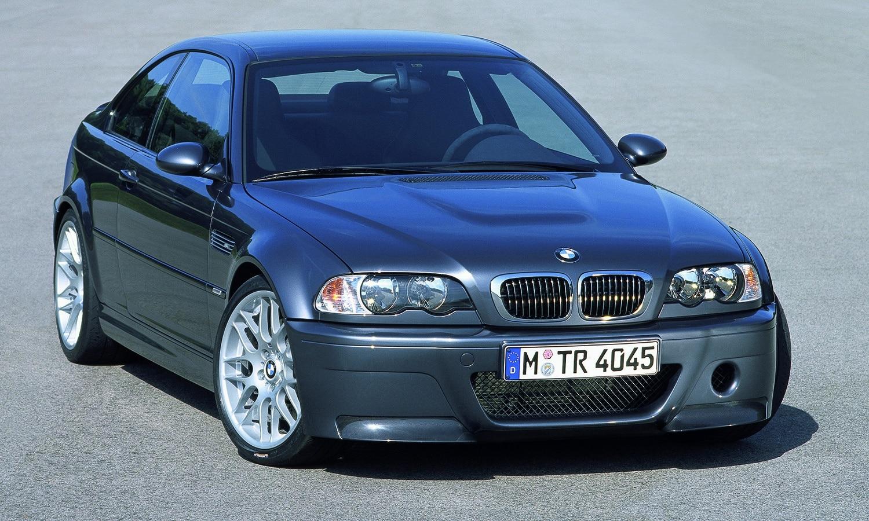 BMW M3 CSL manual