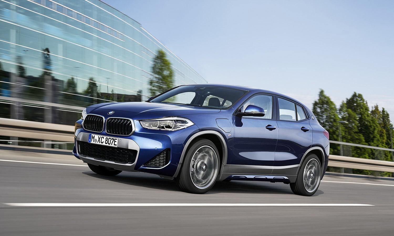 BMW X2 xDrive25e dinámica