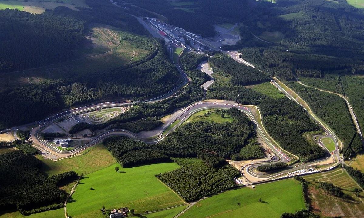 GP de Bélgica F1 2020