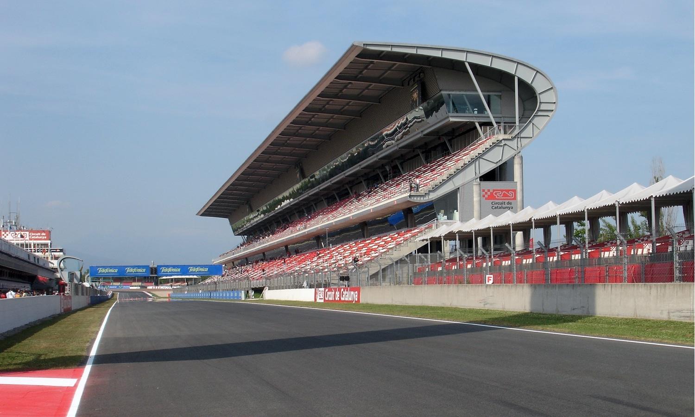 GP de España F1