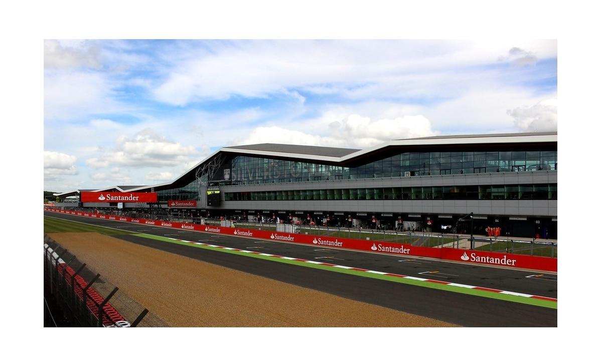 GP de Gran Bretaña, Silverstone