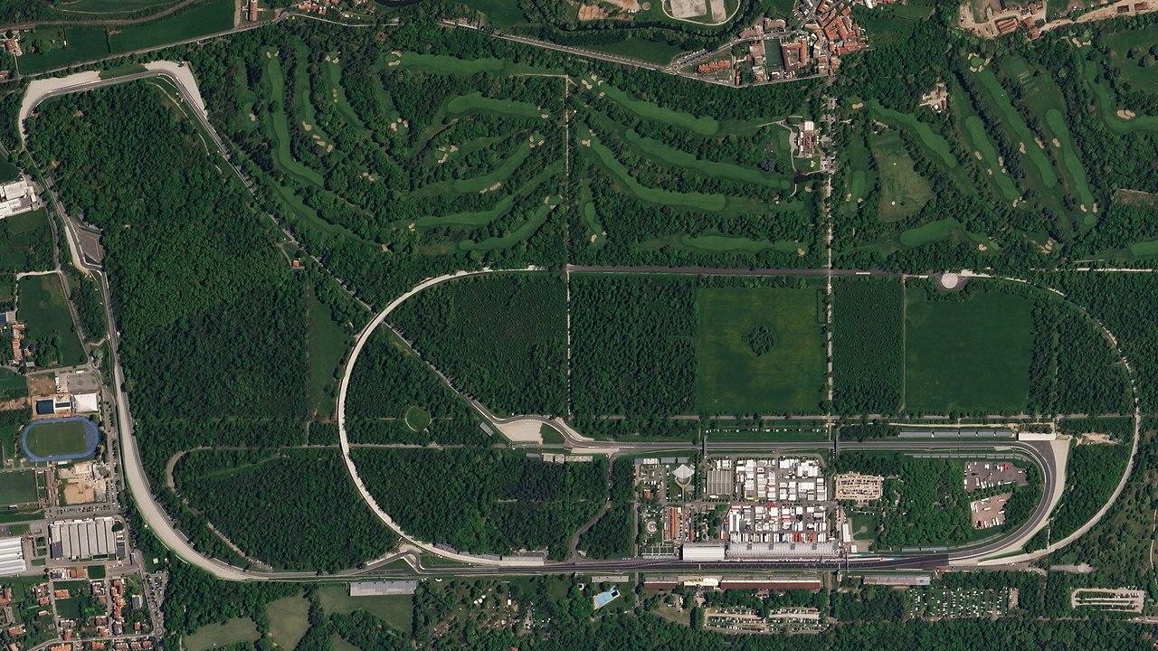 GP de Italia F1 Monza