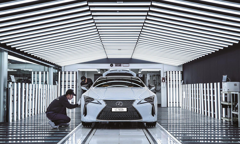 Lexus calidad