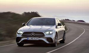 Prueba Mercedes Clase E