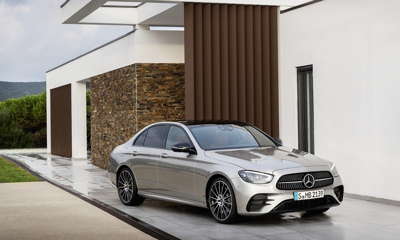 Comportamiento Mercedes Clase E