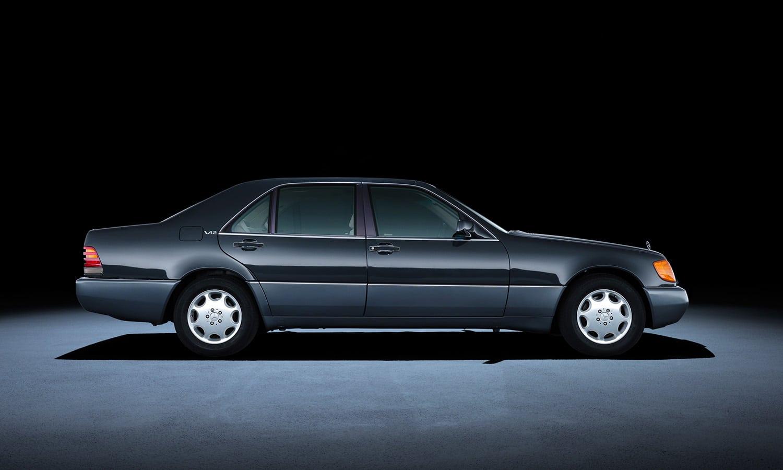 Mercedes Clase S 600 W140