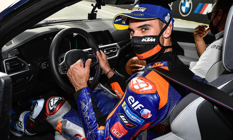 Oliveira gana BMW M4 Coupé