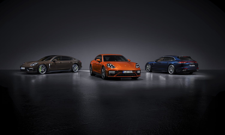Gama Porsche Panamera