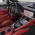 Porsche Panamera habitáculo