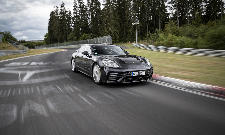Porsche Panamera Nürburgring