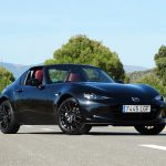 Prueba Mazda MX-5 RF 2.0 Skyactiv-G 184 CV Dark Red Edition