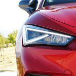 Prueba Seat León ST FR faro LED