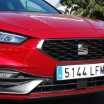 Seat León ST FR calandra