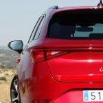 Seat León ST FR detalle trasero
