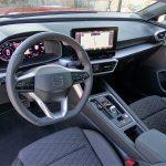Seat León ST FR puesto conducción