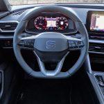 Seat León ST FR interior