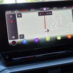 Seat León ST FR pantalla táctil salpicadero