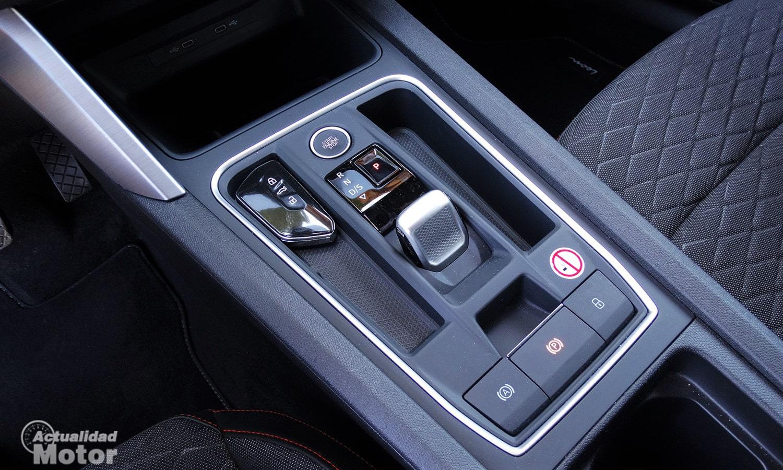 Prueba Seat León ST FR cambio DSG