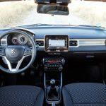 Interior Suzuki Ignis GLX