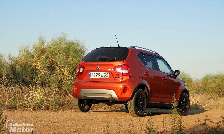 Prueba Suzuki Ignis GLX 4x4