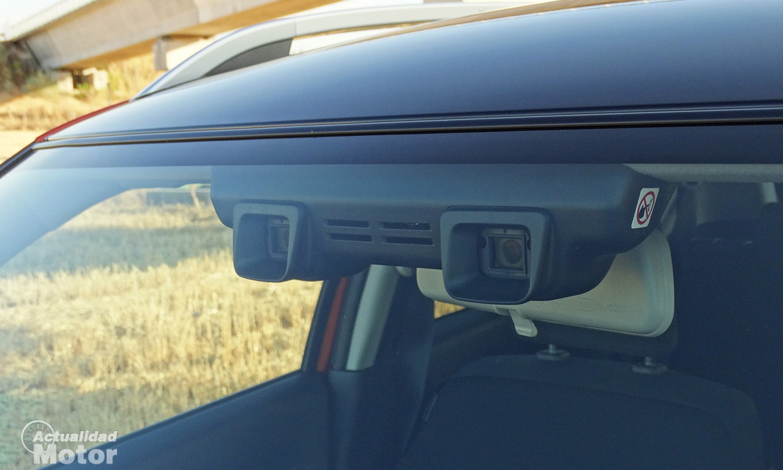 Cámaras sistemas seguridad Suzuki Ignis
