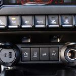 botones consola Suzuki Ignis GLX