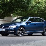 Prueba Volkswagen Passat 2020