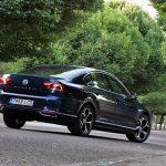 Prueba Volkswagen Passat trasera