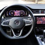 Volante y cuadro digital Volkswagen Passat