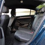 Plazas traseras Volkswagen Passat