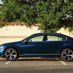 Diseño Volkswagen Passat lateral