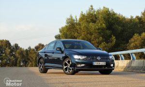 Prueba Volkswagen Passat TDI 150 CV R-Line