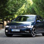 Parte delantera Volkswagen Passat