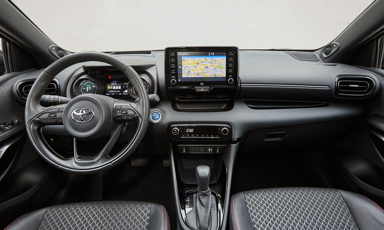 Toyota Yaris Style Premiere Edition