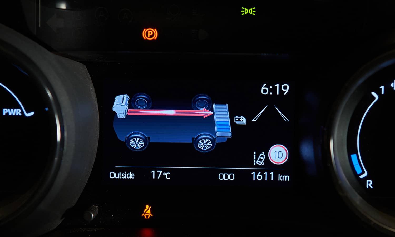 Toyota Yaris Style Premiere Edition pantalla TFT