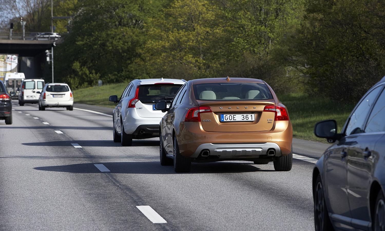 Límites velocidad países europeos