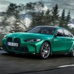 BMW M3 Sedan y BMW M3 Competition Sedan 2021