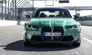 BMW M3 Sedan y BMW M3 Competition Sedan 2021