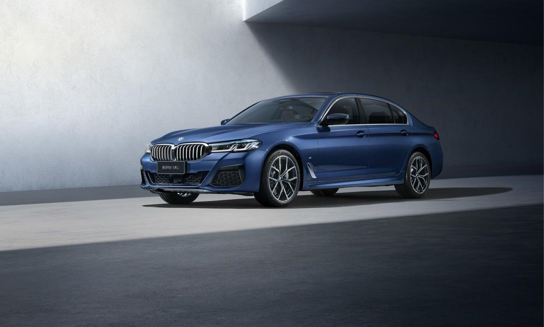 BMW Serie 5 LWB 2021