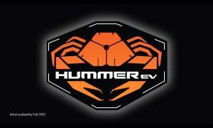 GMC Hummer EV Crab Mode logo