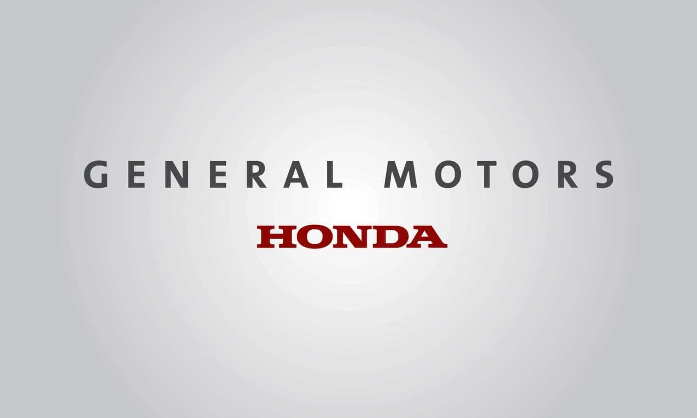 Honda - General Motors stacked