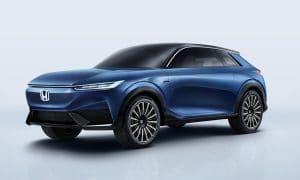 Honda SUV e: concept