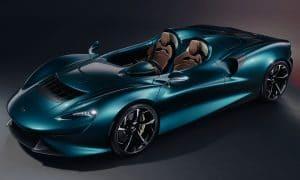 McLaren Elva Timeless Artisan